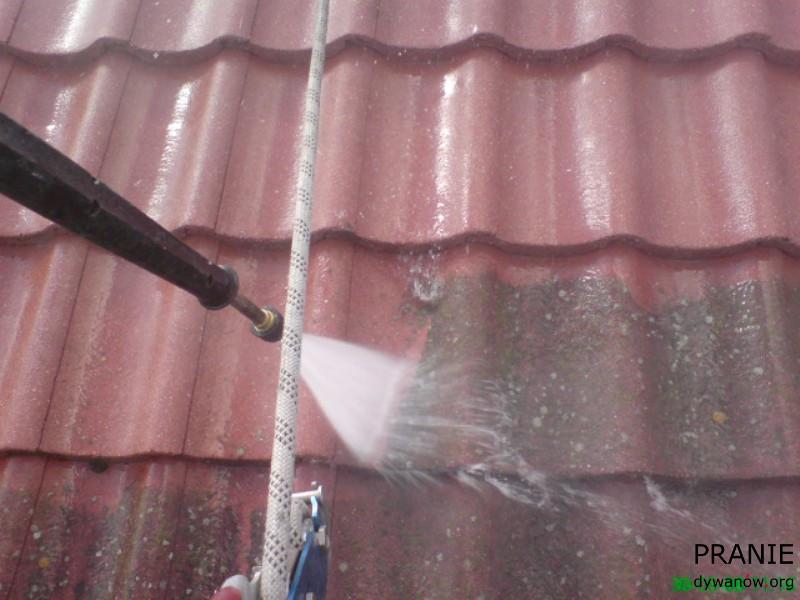 Mycie Dachówki Strzelin