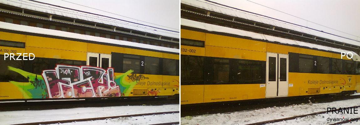 Ząbkowice Śląskie Usuwanie Graffiti